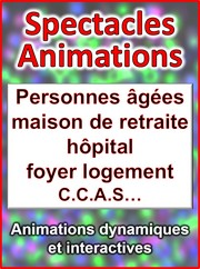 animation spectacle